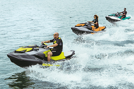 NEXT GENERATION SEA-DOO
